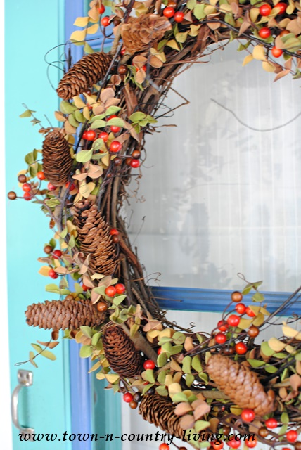 Easiest DIY Fall Wreath Ever!