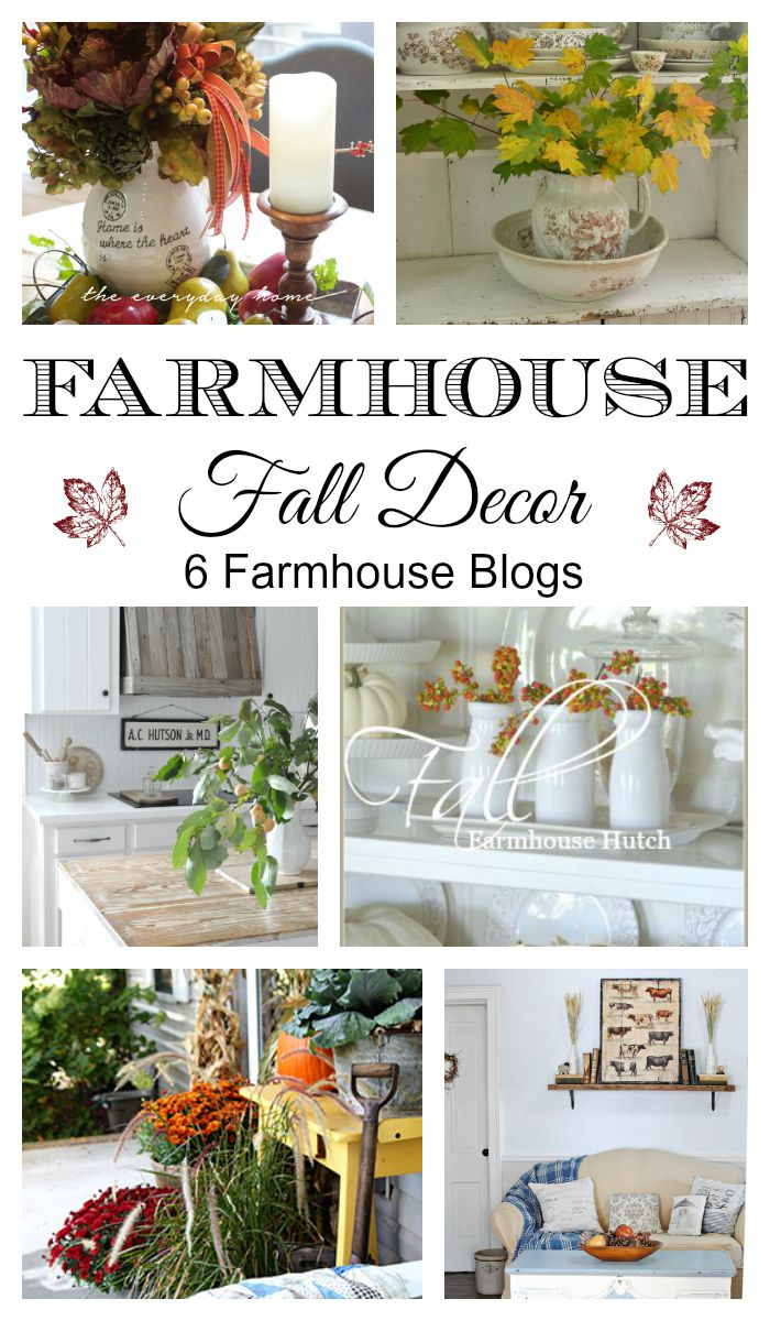 My fall mantel farmhouse friday town country living