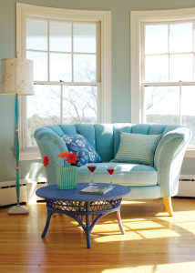 Add a Love Seat to Your Living Space