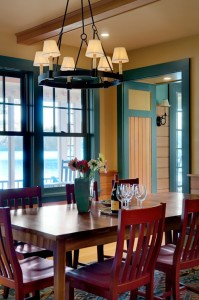 10 Examples of Painted Trim