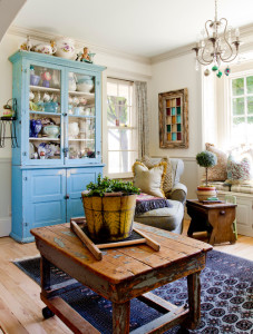 Charming Home Tour ~ Color in Upstate New York