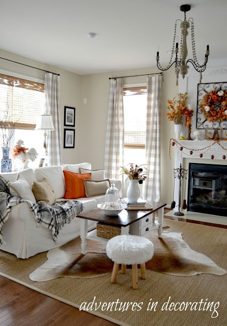 Charming Home Tour ~ Adventures in Decorating - Town ...