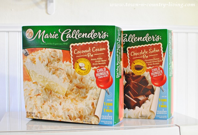 Marie Callneder's Cream Pies