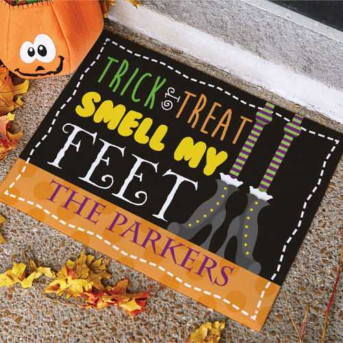 Trick or Treat Halloween Rug