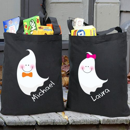 Trick or Treat Bags for Halloween