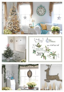 My Christmas Home Tour 2015