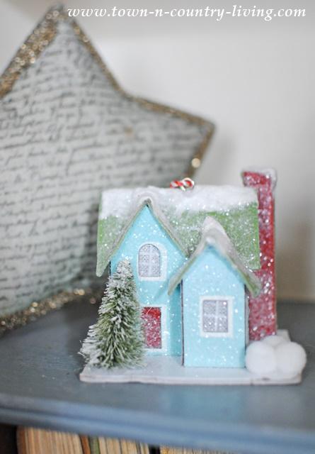 Putz Glitter House