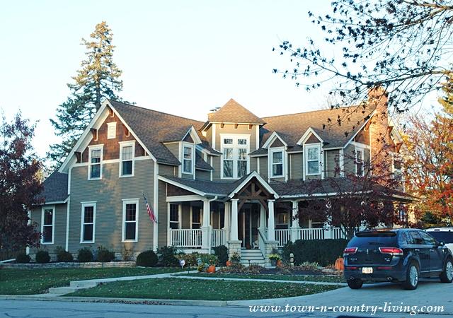 13 Beautiful Home Exteriors in Geneva, Illinois