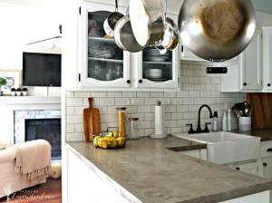 Redecorated Kitchen