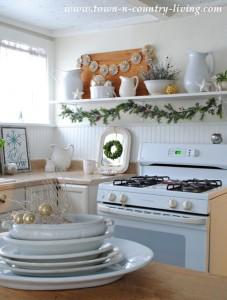 Farmhouse Christmas ~ Get the Look!