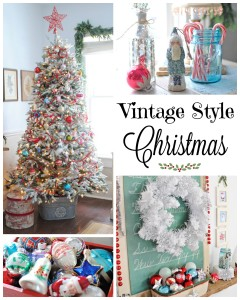 Vintage Christmas Shopping Guide