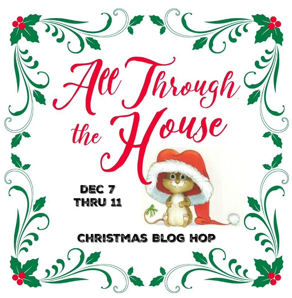 all through the house christmas tour