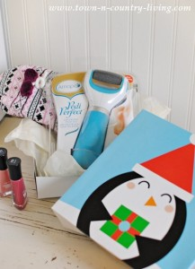 Pamper Your Feet and Give a Gift