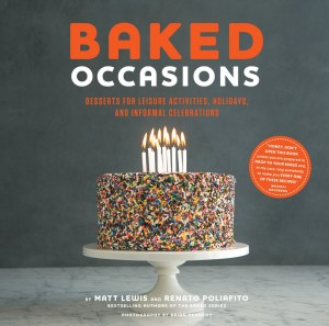 Baked Occasions by Mark Lewis