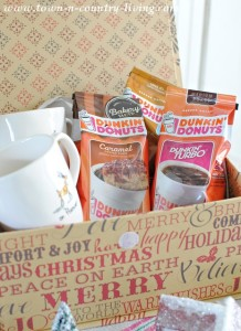 Create Your Own Coffee Gift Set