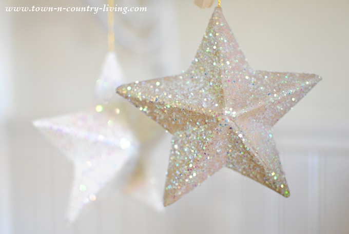 Diy White Christmas Tree Ornaments