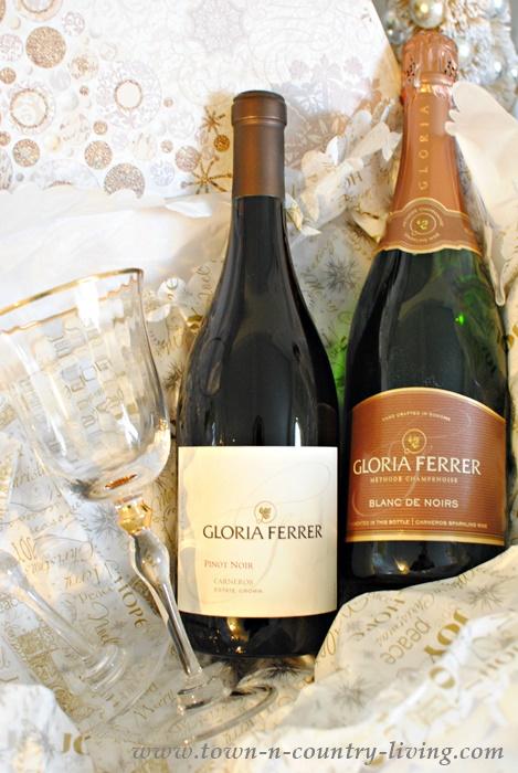 Gloria Ferrer Wine. The Perfect Wine Lover's Gift!
