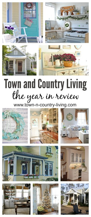 Town and Country Living's Year in Review