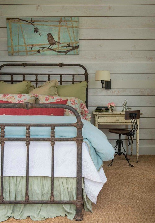 9 Metal Beds Ideas To Dream In Farmhouse