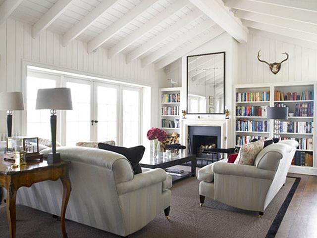 Cottage Home Living Room