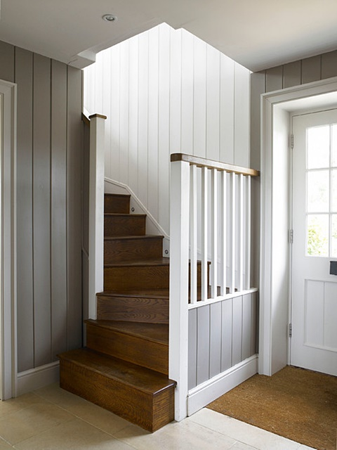 Cottage Home Staircase