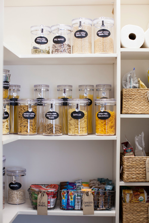 9 Ways to Organize the Kitchen