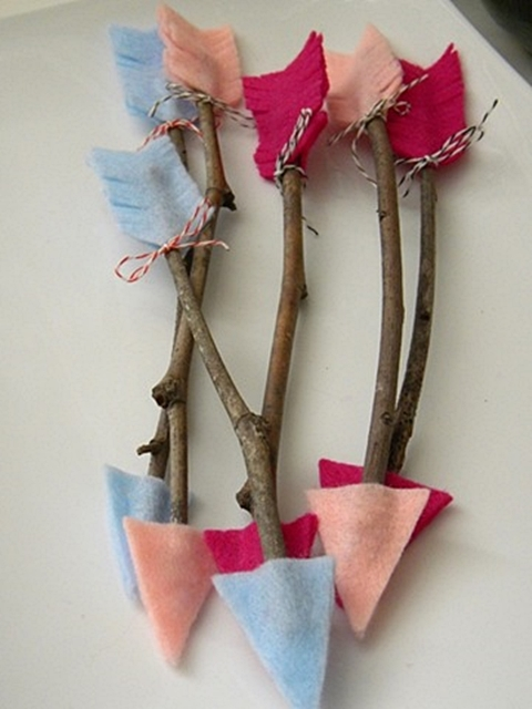 Valentine's Day Cupid Arrows