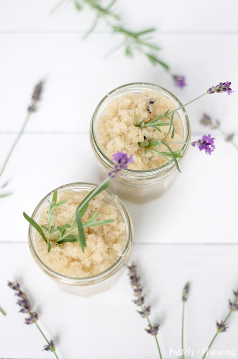 Lavender Body Scrub and 12 Other Ways to Use Lavender
