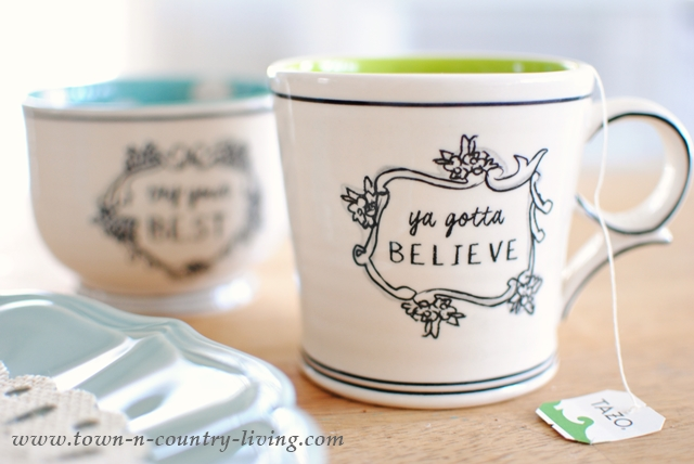 Inspirational Coffee Mugs