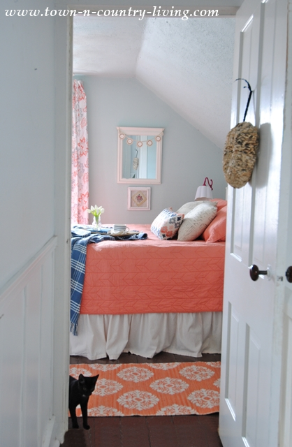 Under the Eaves Farmhouse Bedroom