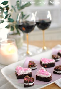 Mixing Up a Moment with Valentine's Day Brownies
