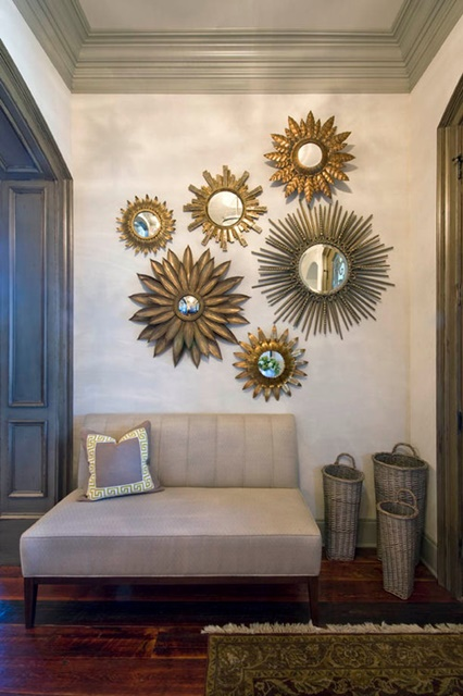 Mixed Metals - Interior Design Trends of 2016