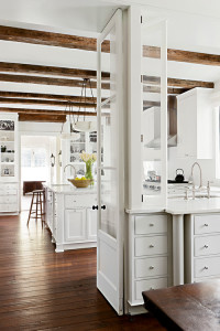 13 Ways to Add Ceiling Beams to Any Room