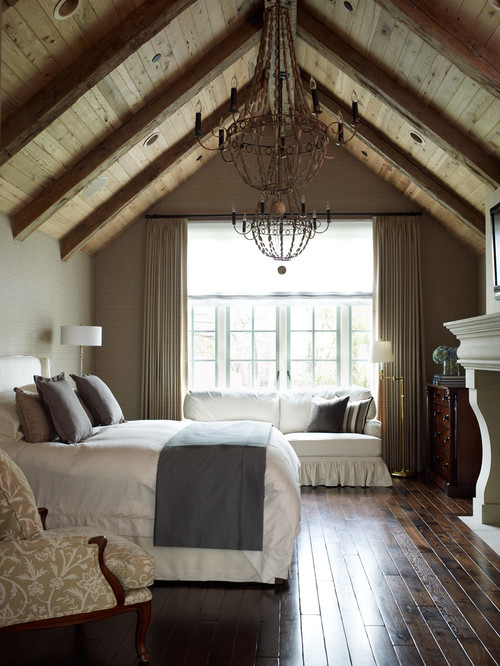 Ceiling Beams To Any Room