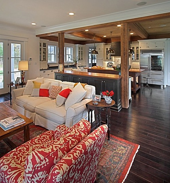 Open Floor Plan - Interior Design Trends of 2016