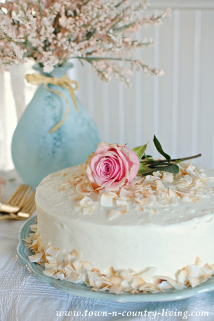 Bake An Elegant Spring Cake The Fun And Easy Way Town