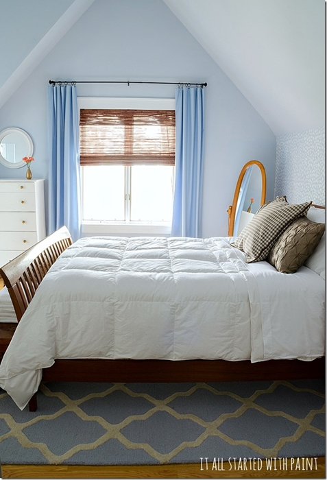 Master Bedroom with Vaulted Ceiling. See a collection of bedroom decorating ideas.