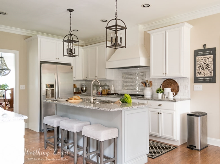 Southern Farmhouse Kitchen