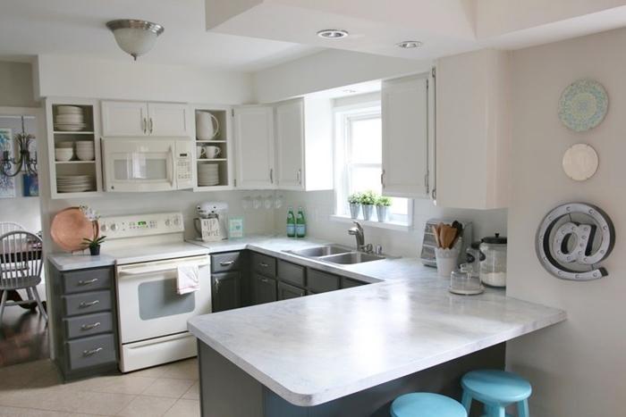 Fixer Upper Inspired Kitchen