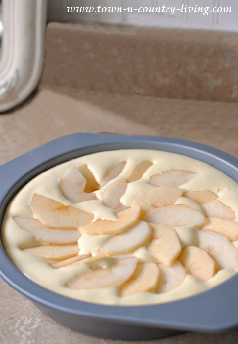 How to Make Apple Pear Gratin