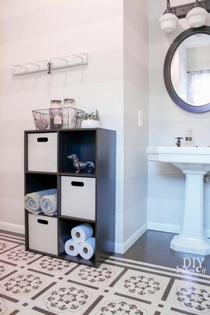 Bathroom by DIY Show Off