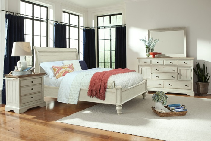 Dreamy Bedrooms from the Cottage Collection