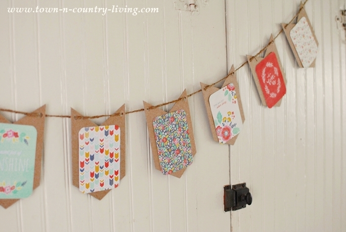Easy Spring Banner to Make in Minutes