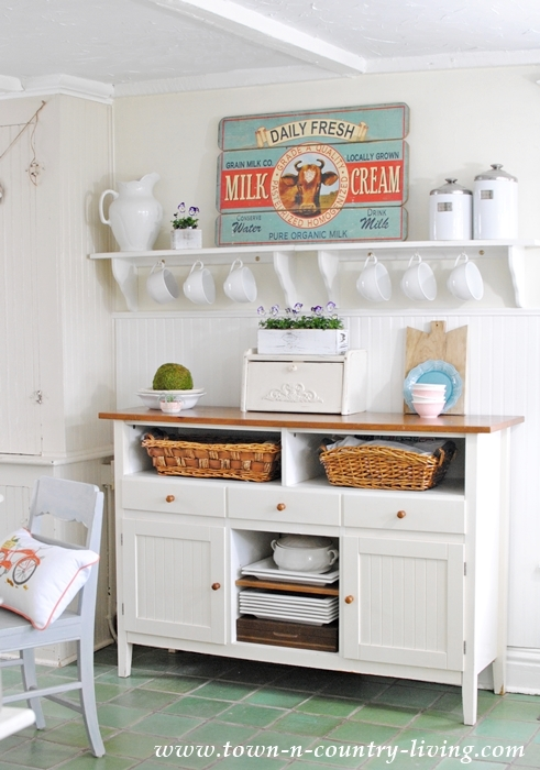 11 Blogger Kitchens To Enjoy Town Amp Country Living