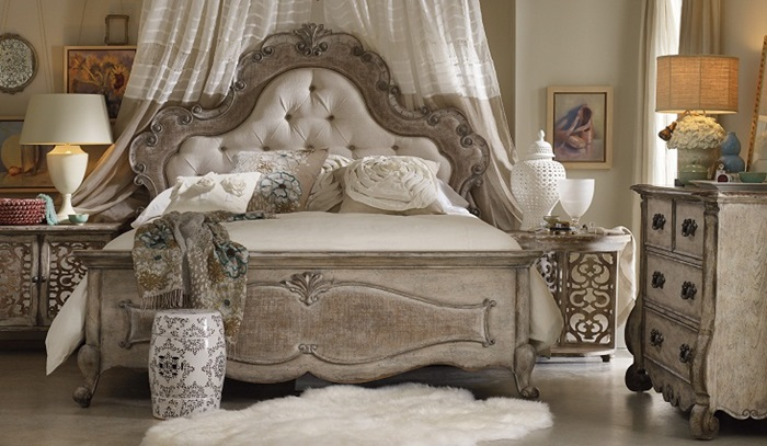 French Country Dreamy Bedroom