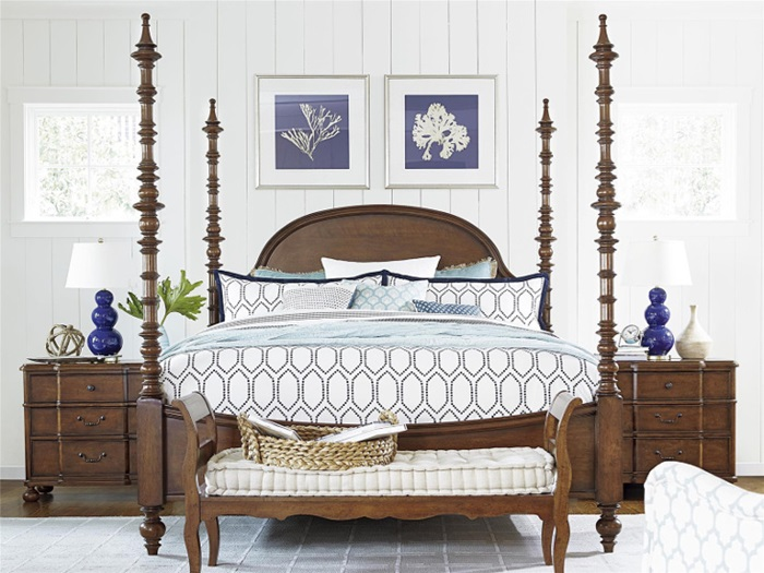Paula Deen Dogwood Furniture and Dreamy Beds