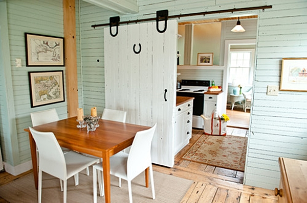 Cream Country Style Kitchen Doors