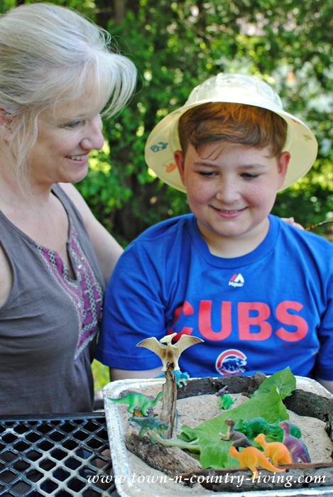 Summer Dinosaur Fun for Kids