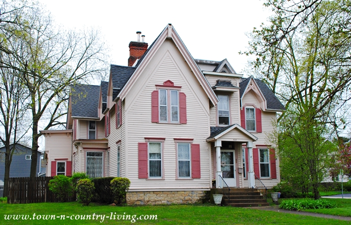Gothic Victorian Historic Home