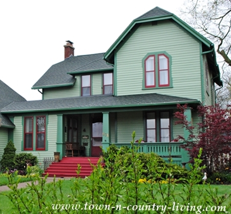 Historic Homes of Sycamore, Illinois
